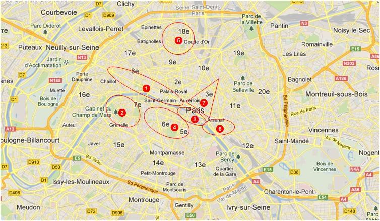 mapa-pontos-turisticos-paris-a-pe
