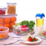 Quais são as melhores opções para se armazenar alimentos?