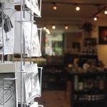 Uma loja de azeites e temperos e um passeio a pé em Saint-Germain-des-Prés