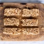 Barras de cereal são saudáveis?