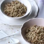 Dica: como deixar o arroz integral mais saudável e gostoso