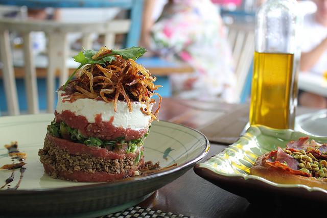 Sainte Marie, um dos melhores restaurantes árabes de SP