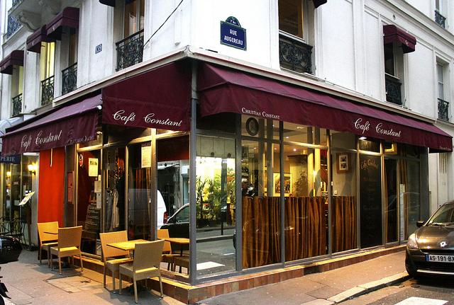 Café Constant: ótimo custo X benefício em Paris