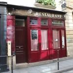 Robert et Louise, restaurante de carne no Marais, Paris