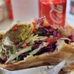 Meus dois endereços preferidos de sanduíche falafel em Paris