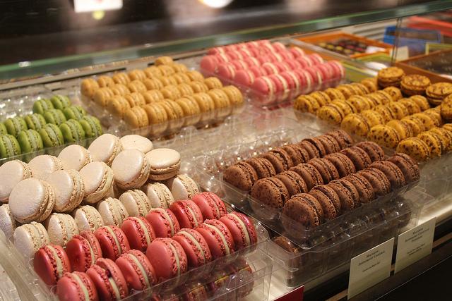 Pierre Hermé, melhor macaron de Paris