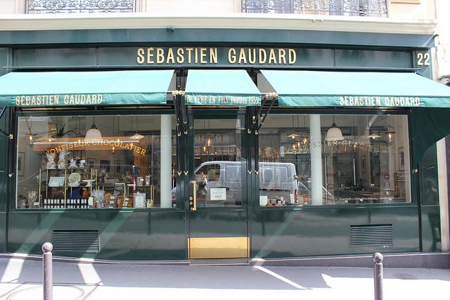 Sébastien Gaudard, excelente doceria francesa em Paris