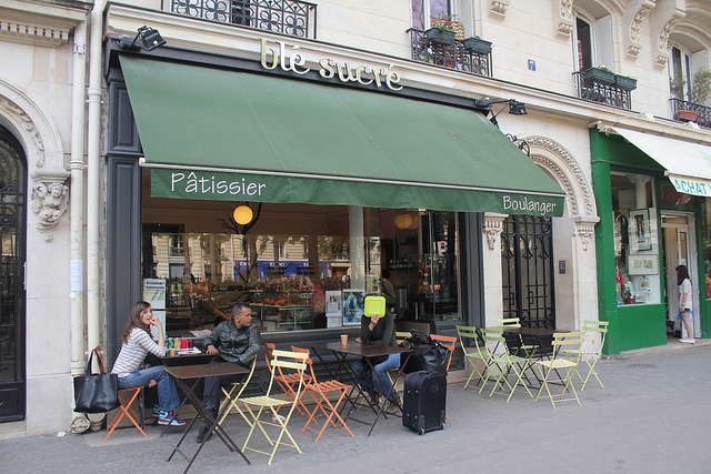 Blé sucré, melhor madeleine de Paris