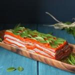 Terrine de sardinha e pimentão: entrada de Natal