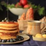 Como fazer panqueca americana perfeita, leve e fofinha