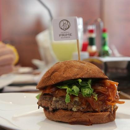 General Prime Burger, hamburgueria e restô em SP