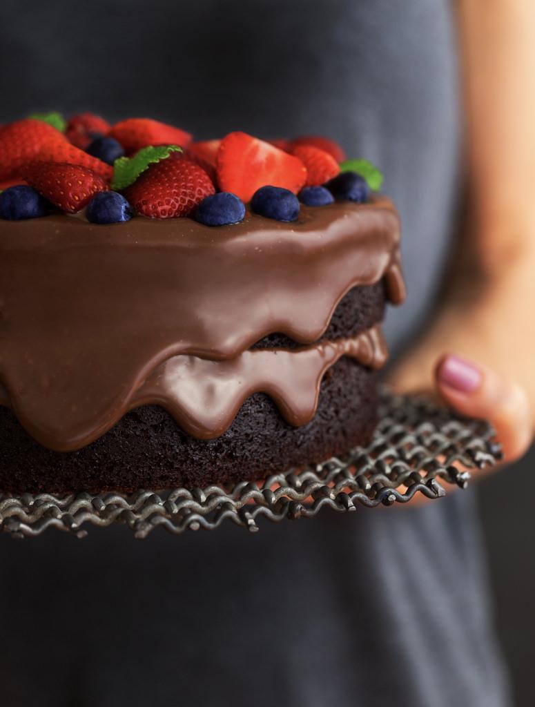 Bolo de chocolate: minha receita preferida