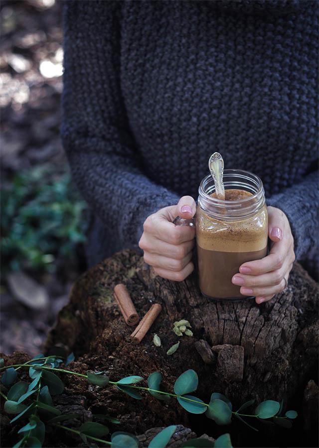 Cappuccino extracremoso perfeito