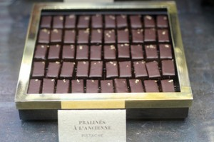 Chocolate Alain Ducasse