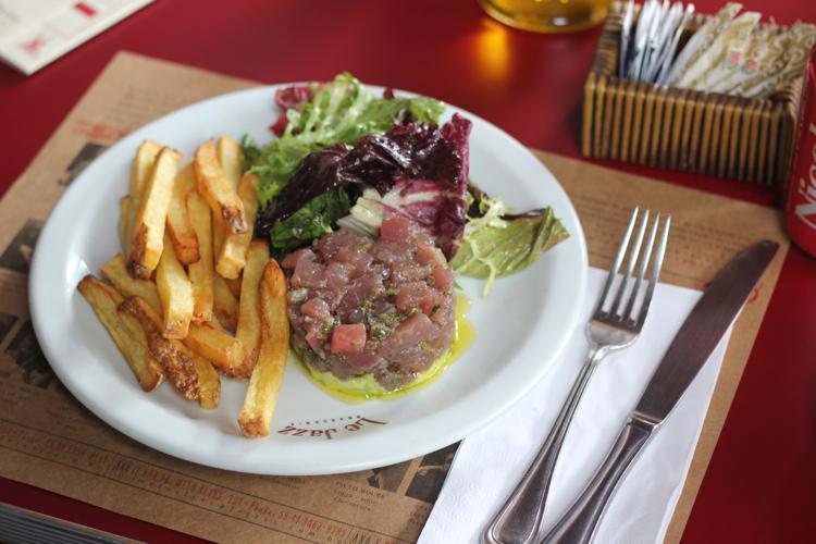 Cozinha vibrante le jazz brasserie bistr franc s em sp for Restaurante frances