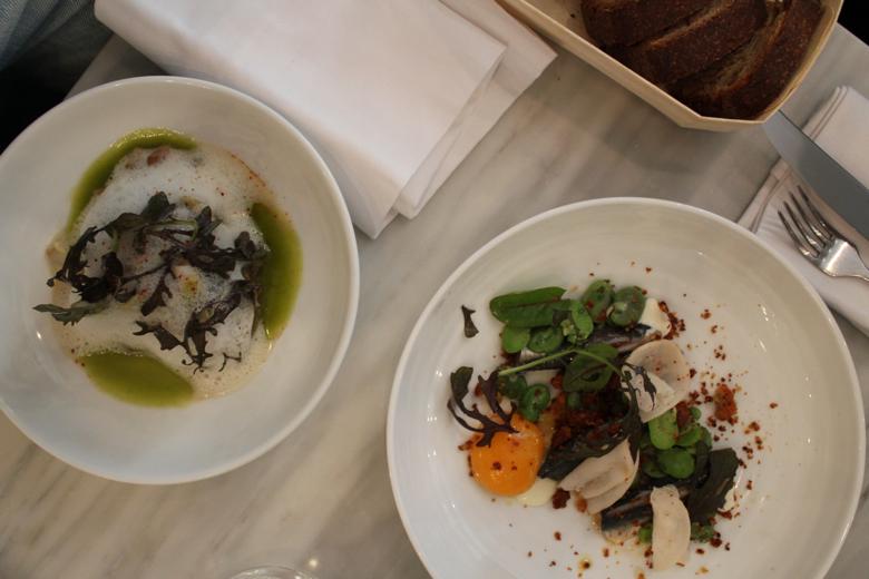 Cozinha vibrante restaurante bom e barato em paris for Restaurante frances