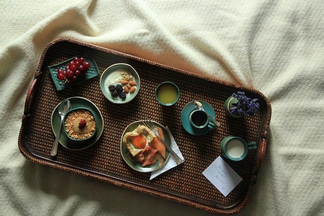 receitas para café da manhã