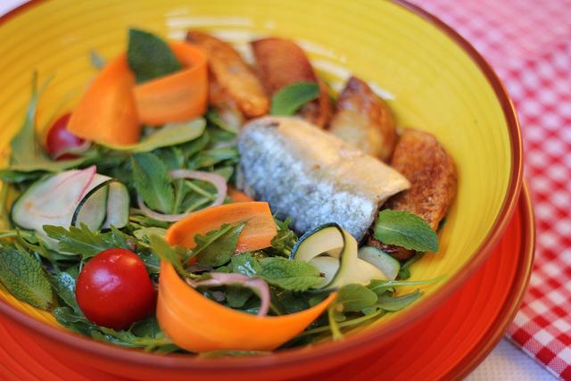dicas de saladas gostosas