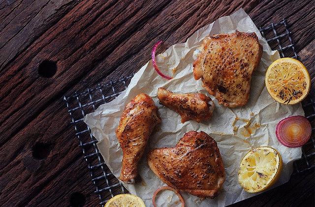 receita de frango assado