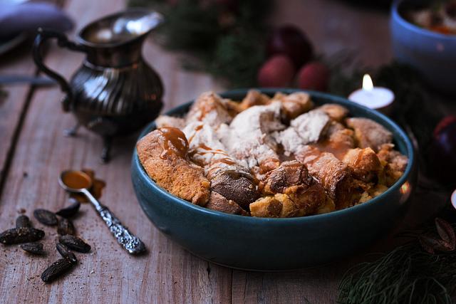 receita de rabanada de forno com panetone
